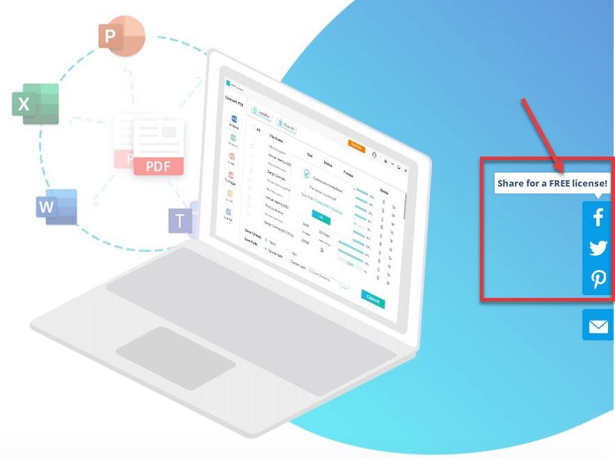 share mintpdf free license